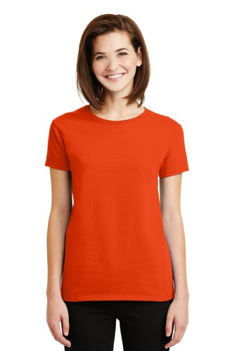 100% Cotton Ladies T-Shirt