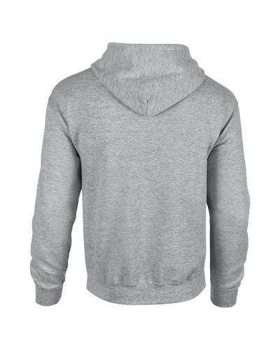 50/50 Zip Hooded Sweatshirt