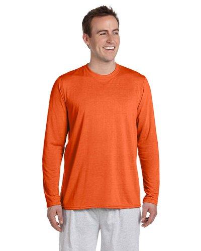 4.5 oz. Performance Long-Sleeve T-Shirt